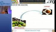 Analysis of the Coffee Roasting Process under Actual Operating Conditions