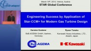 Engineering Success by Application of STAR-CCM+ for Modern Gas Turbine Design