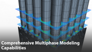 An Introduction to Comprehensive Multiphase Modeling Capabilities