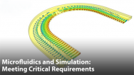 Microfluidics and Simulation Webinar: Meeting Critical Requirements