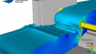 Retaining Dam CFD Analysis