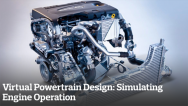 Virtual Powertrain Design: Simulating Engine Operation