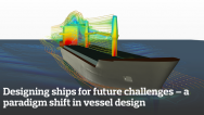 Designing ships for future challenges – a paradigm shift in vessel design