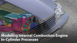 Modeling Internal Combustion Engine In-Cylinder Processes