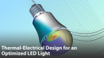 Thermal-Electrical Design for an Optimized LED Light