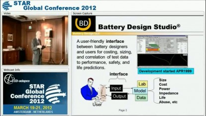 Battery Design Studio® - an update
