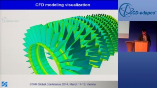 Coupling STAR-CCM+ with IOSO Optimization Software by the Example of an 8-Stage Axial Jet Engine Compressor