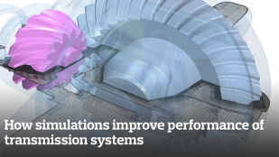 How simulations improve performance of transmission systems