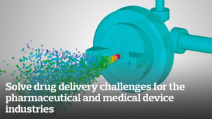 Discover better designs, faster, and solve drug delivery challenges for the pharmaceutical and medical device industries