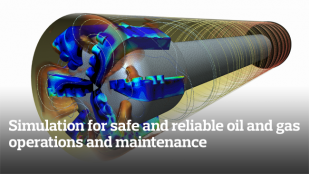 Simulation for safe and reliable oil and gas operations and maintenance
