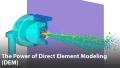 The Power of Discrete Element Modeling (DEM): Coating & Drying for Pharmaceutical & Chemical Process