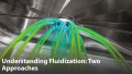 Understanding Fluidization: Two Approaches, Eulerian and Lagrangian