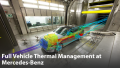 Full Vehicle Thermal Management at Mercedes-Benz: An Example of Simulating Systems