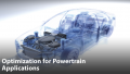 Optimization for Powertrain Applications