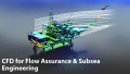 CFD Simulation for Flow Assurance & Subsea Engineering