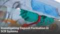 Numerical Investigations of Deposit Formation in SCR Systems