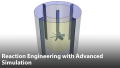 Reaction Engineering with Advanced Simulation