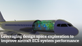 Leveraging design space exploration to improve aircraft ECS system performance